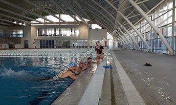 SDÜ 29 Ekim Olimpik Yüzme Havuzu
